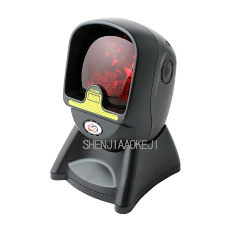 Сканер супермаркете посвященный штрих-код сканирования на платформе одномерный код сканер xl2028