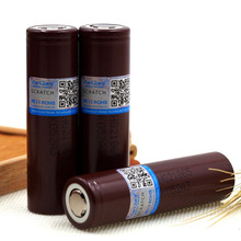 VariCore For LG HG2 18650 3000mAh battery 18650HG2 3.6V discharge 20A, dedicated For E-cigarette Power batteries