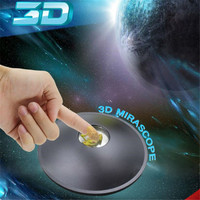 3D Mirascope Hologram Buồng Hộp Ma Thuật Chiếu Quang Trực Quan illusion Toy Vui Khoa Học Giáo Dục Đồ Chơi