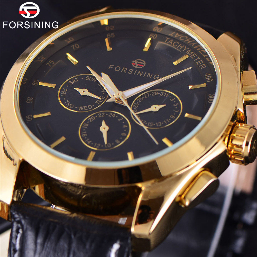 WINNER Top Brand Luxury Men's Wrist Watch Men Military Sport Clock Automatic Mechanical Watches Male Business Classic Clocks