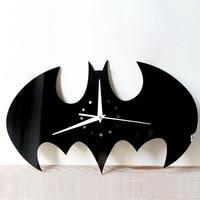 1 adet Batman Sanat Süslemeleri Erkek Yatak Odası Duvar resmi Batman Tırnaklar Duvar Çıkartması Vinil Sticker çocuk Duvar Sticker Duvar Kağıdı
