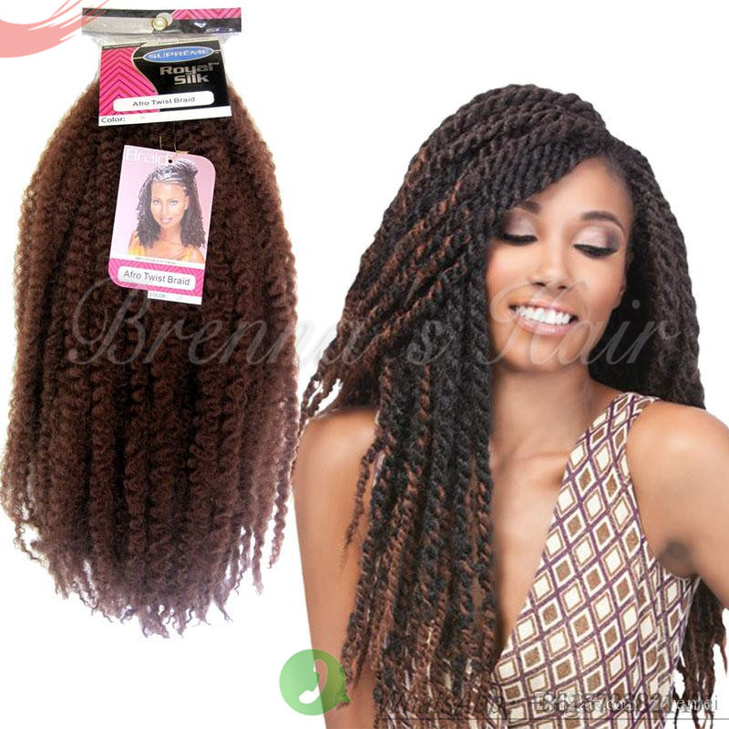 Free Shipping Afor Kinky Textured Weft Braid Hair Mongolian Kinky
