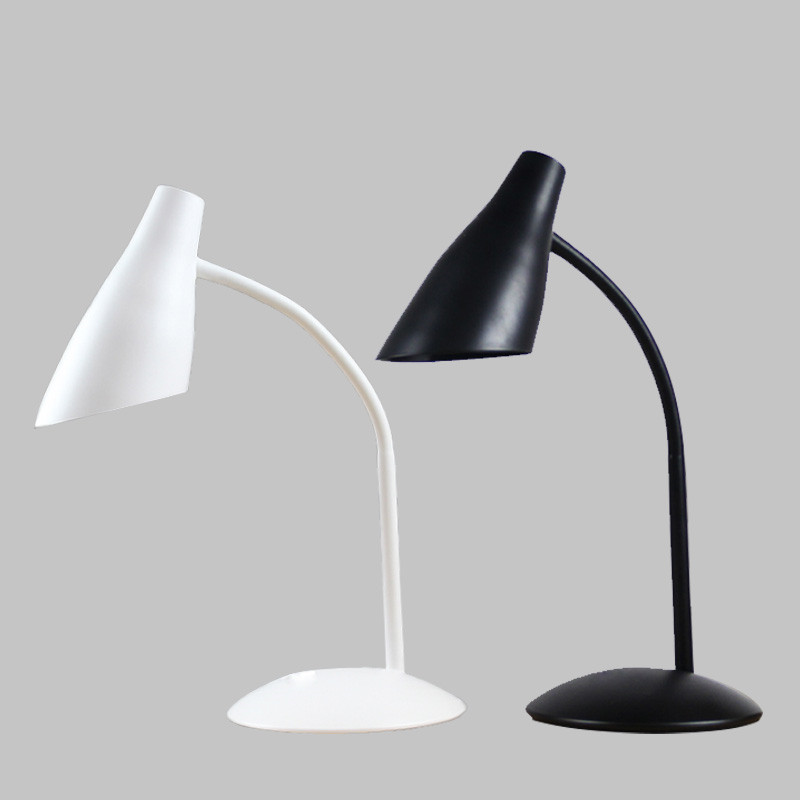 Modern folding led table lamp usb rechargeable desk study for Modern led table lamps