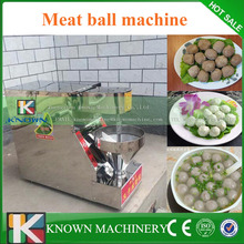 Horizontal type Stuffed meatball making machine Fish Chicken Beef Meatball Forming Machine