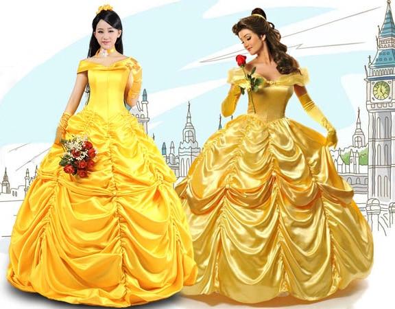Costumi di Halloween per le donne fata adulto principessa belle costume  cosplay vestito da partito della ragazza bella e la bestia costumi adulti  in Costumi ... 24c97c9b6a1