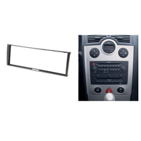 For RENAULT Clio Modus Megane Scenic Stereo Dash One Din Car Audio Fascia Kit Fitting Installation