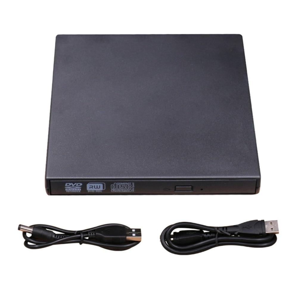 Usb cd/DVD-RW gravador de disco rígido externo para computador portátil mac macbook pro cd rw dvd rom inteligente queima