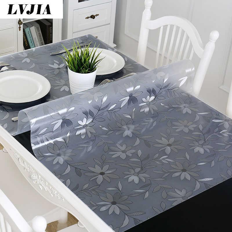 Tischfolie Tischdecke Schutzfolie Mit Muster 3