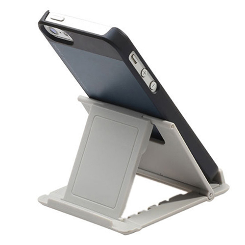 Universal Folding ABS Phone Holder Stand Mount For Smartphone iPhone iPad Tablet