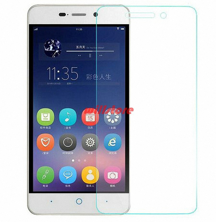Tempered Glass guard film For ZTE Nubia Z5s Z7 Z9 mini max/ZTE Blade X3 X5 X7 Z7 X9/V5 Pro L5 PLUS A452 Screen Protector