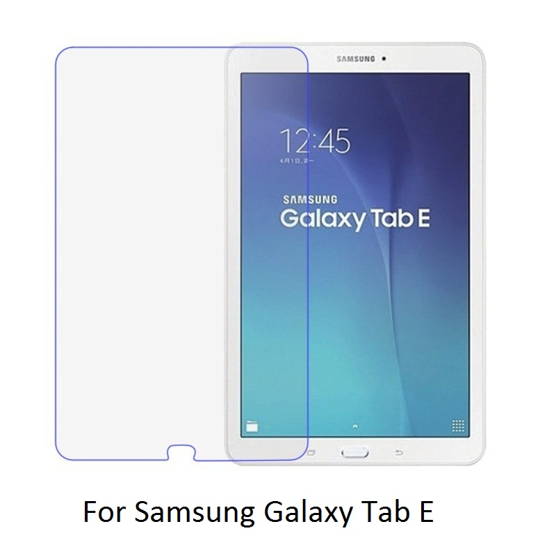 Anti Scratch Tempered Glass Screen Protector For Samsung Galaxy Tab E 7.0 8.0 9.6 Inch T560 T561 T377V T375P T377 T375 T113 T116