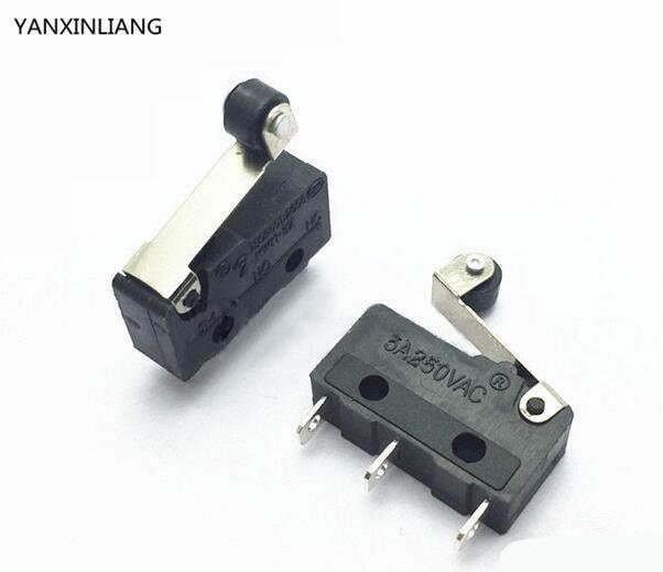 цена на 10 Pcs KW12 kw11-3 Laser Machine Micro Limit Sensor Auto Switch
