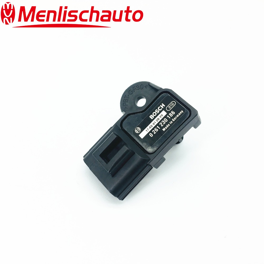0261230186 Pressure Sensor MAP Intake Air OEM