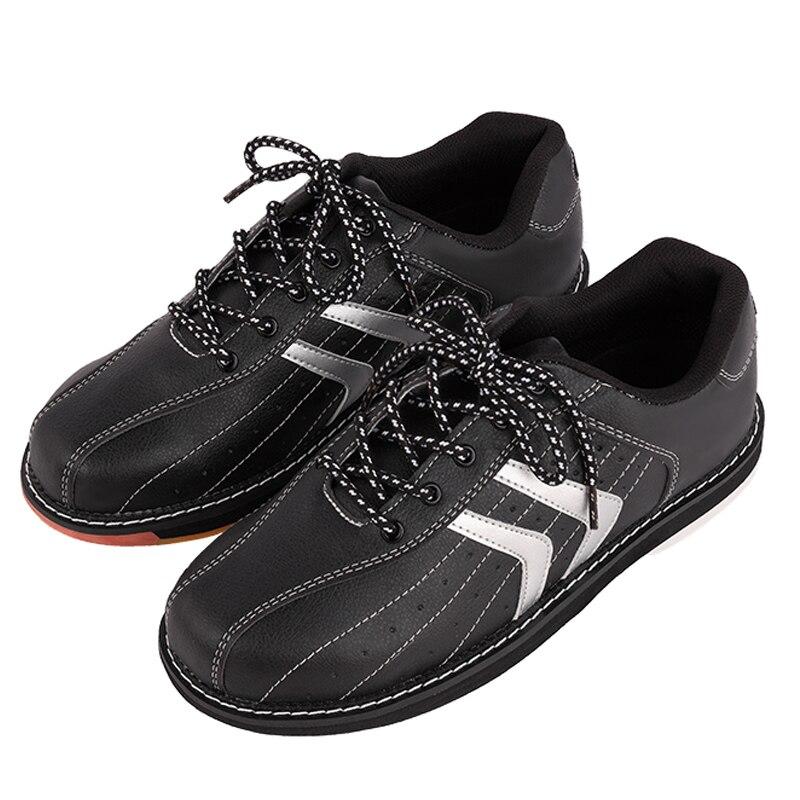 Plus größe 34-46 Professionelle Bowling Schuhe Für Männer Licht Gewicht Mesh Atmungsaktive Turnschuhe Herren Sport Outdoor Training Sportschuhe S