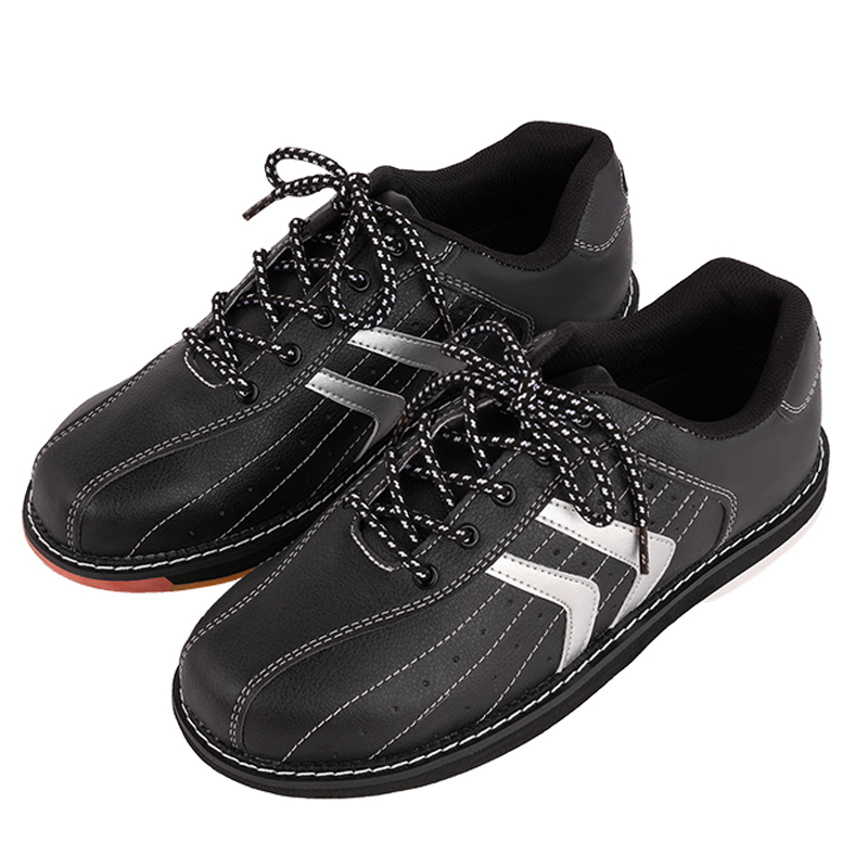 Plus Size 34-46 Professional Bowling Shoes For Men Light Weight Mesh Breathable Sneakers Mens Sports Outdoor Training Athletic S