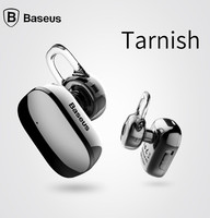 Baseus A02 Mini Wireless In Ear Earpiece Bluetooth Earphone Hands Free Headphone Blutooth Stereo Auriculares Earbuds