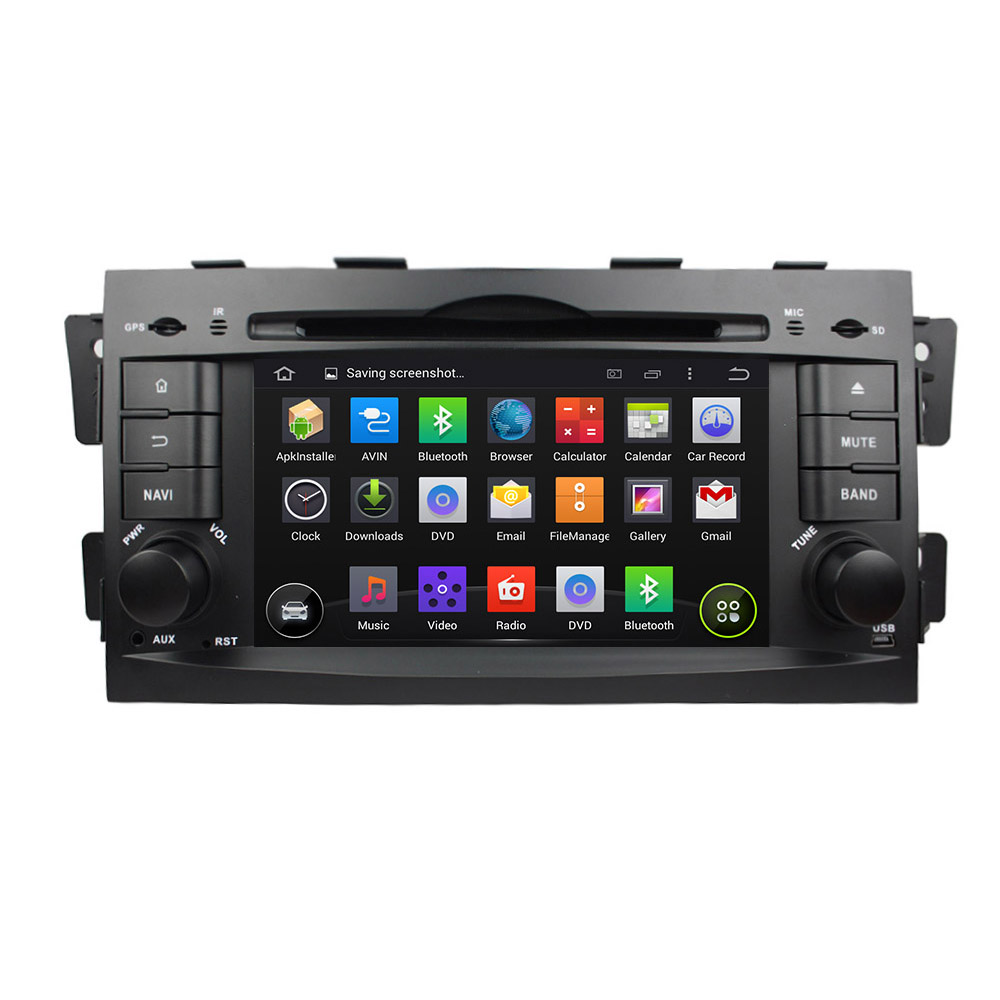 Android 7.1 Car Stereo GPS Sat Nav 3G CD player MP3 Player Bluetooth HDMI Car Multimedia Player for KIA Mohave Borrego