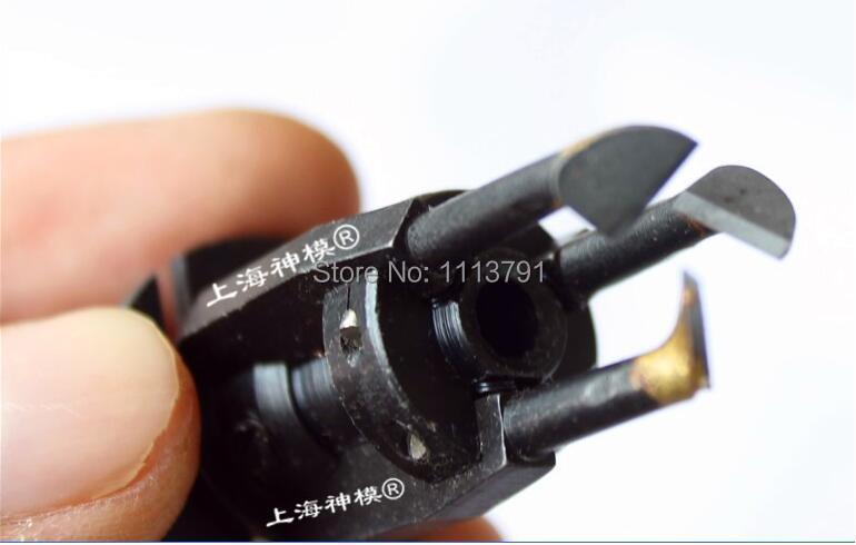 New Handheld Magnet wire Stripping Machine Model DF-6, DF-6 II Replace the blade, wire stripper accessories vasque ботинки inhaler ii low 7343 жен 6 magnet silver pine med