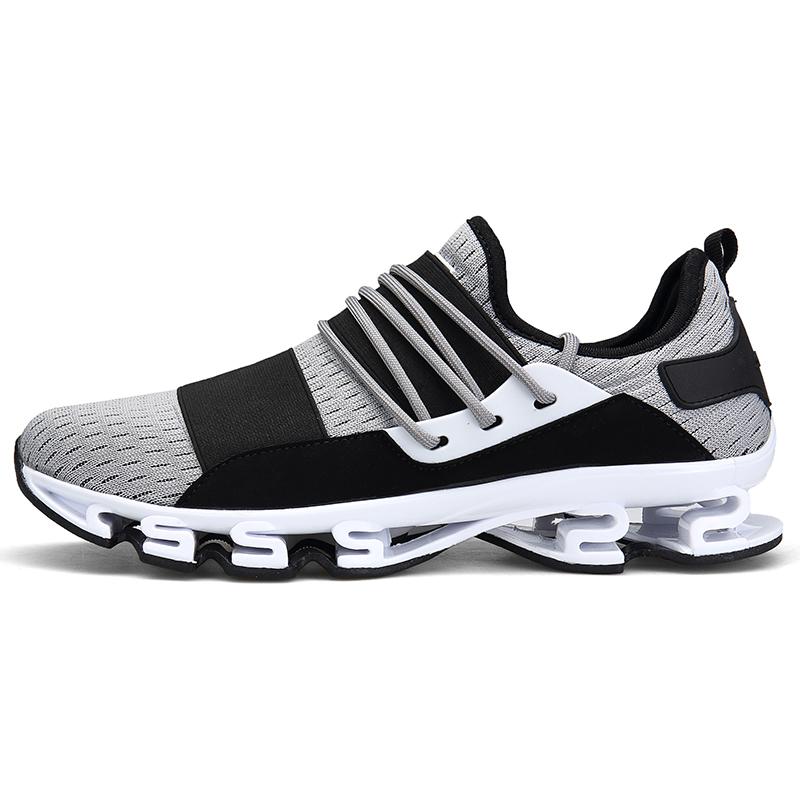 2018 New Men Running Shoes for Women Nice Run Athletic Trainers Navy Zapatillas Sports Shoe Max Cushion Outdoor Walking Sneakers new man basketball shoes for men nice classic athletic basketball boots trainers navy red sports shoe outdoor walking sneakers