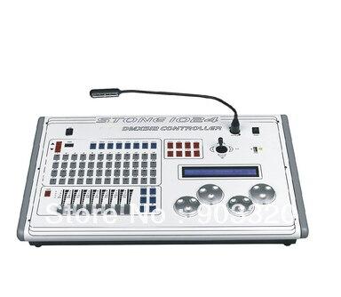 Профессиональный DJ euipements сценический свет Stone1024 DMX компьютерный Контролер с USB управлением 32 канала консоль DJ