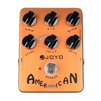 JOYO JF 14 American Sound Effects Guitar Pedal Reproduces Sound & Mooer Performs Great From Clean Driven Mini Pedal Guitar Parts