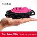 В Россию бесплатно! 11 аксессуаров, 5,8 кг., алюминиевая детская коляска, с зонтом, коляска, детская коляска (Poussette, Kinderwagen) переносная складная детская коляска