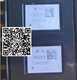 10pcs lot For iPhone 6 6 Plus 339S0228 high temperature Wi Fi wifi Module IC chip