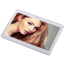 Caja de Metal de 10.1 pulgadas 4G LTE Tablet Octa Core 2 GB RAM 32 GB ROM Dual Tarjetas SIM Android 6.0 OS Wifi 3G 4G LTE GPS tablet pc 10.1