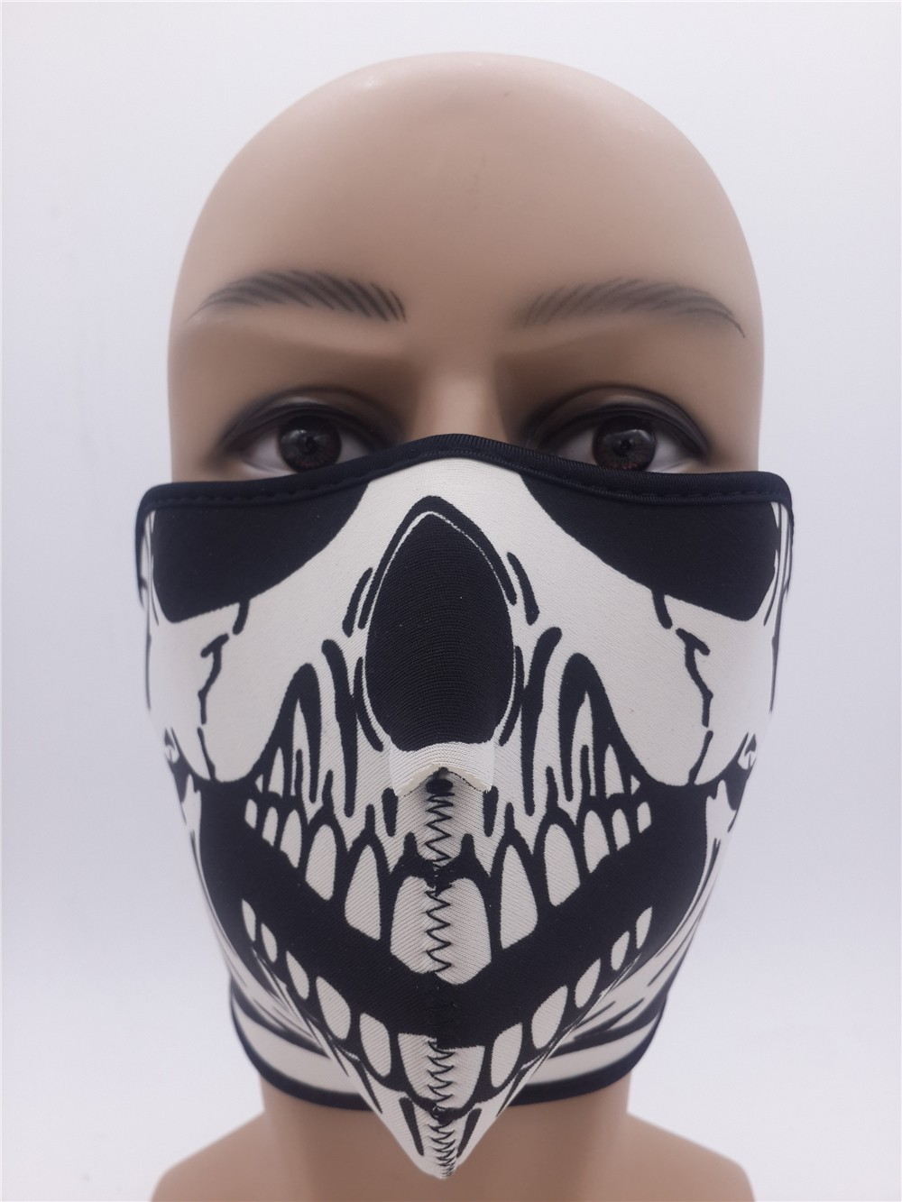 neoprene half face mask (5)