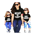 Summer Mother Daughter Clothes Newest Family Matching Clothes Cotton Short Mommy And Me Clothes For Mother Daughter