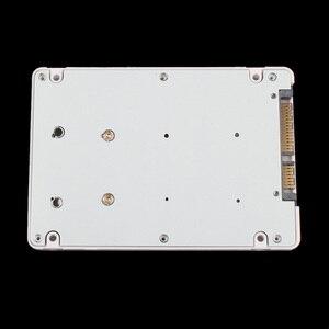 Image 3 - Adaptateur mSATA vers SATA pour SSD, carte convertisseur, avec boîtier de 2.5 pouces #67544