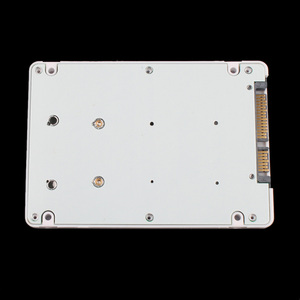 Image 3 - MSATA לsata SSD ממיר מתאם כרטיס עם 2.5 אינץ מקרה #67544