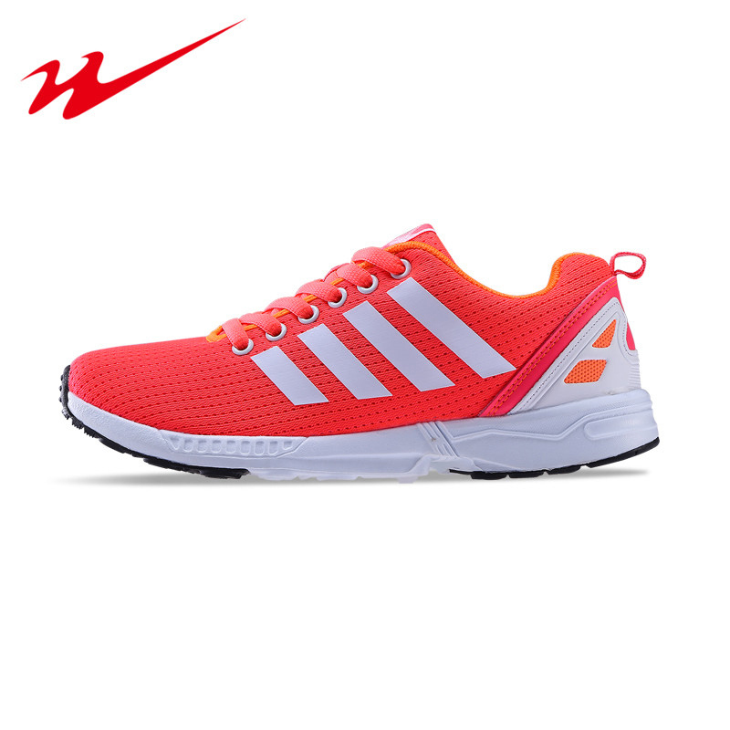 DOUBLESTAR MR  Women Running Shoes Comfortable Mesh Breathable Outdoor Sport Shoes Lace-Up Athletic Sneakers Female#SMXW-SC5162 deerway outdoor running shoes for men and boy light mesh breathable cushioning lace up rubber sole sneakers sport athletic 2017