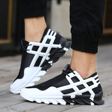 Breathable Men Running Shoes Sport 2017 Autumn Shockproof Jogging Shoes Athletic Shoes Men Walking shoes Trainers Sneaker