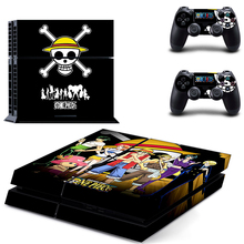 One Piece Playstation PS4 Skin