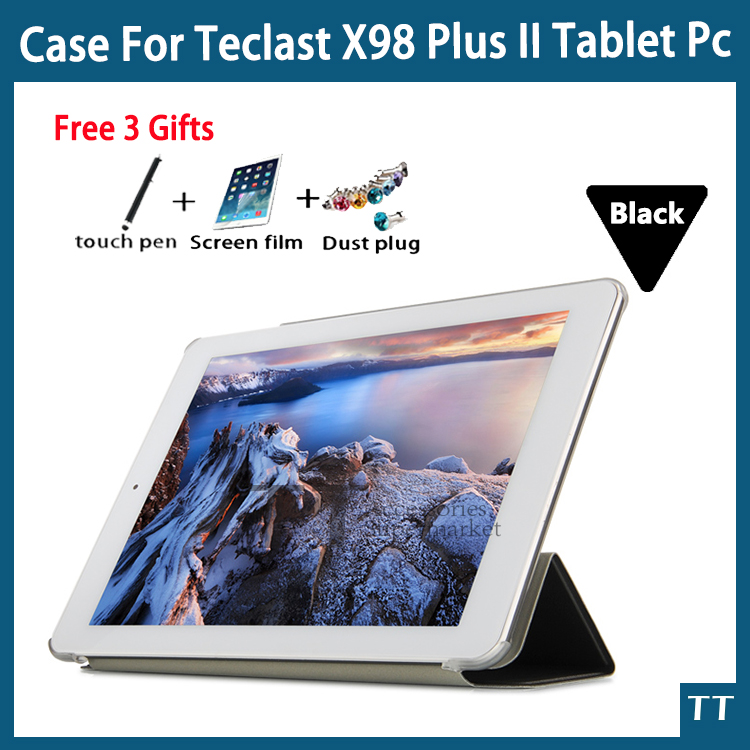 For teclast X98 plus II Case ,x98 plus 2 PU Leather Protective Case Cover For teclast x98 plus II 9.7Tablet PC + free 3 gifts new arrive for teclast x98 plus flip book pu leather stand case for teclast x98 air iii 9 7 tablet pc protective cover pen