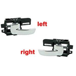 Image 1 - Ручка для межкомнатной двери автомобиля (Левая или правая) для Nissan Qashqai 2007 2008 2009 2010 2011 80670 JD00E 80671 JD00E