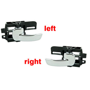 Image 1 - Car Interior Door Handle ( Left or Right ) For Nissan Qashqai  2007 2008 2009 2010 2011 2012 2013 80670 JD00E 80671 JD00E