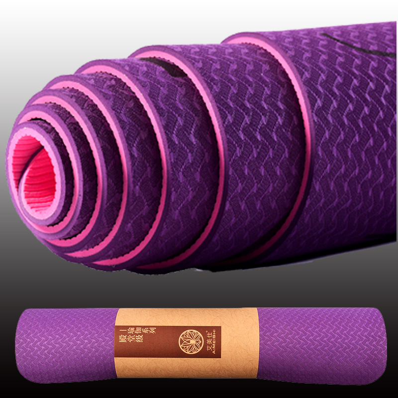 Non, Slip, Eco-friendly, Exercise, Fitness, Mats