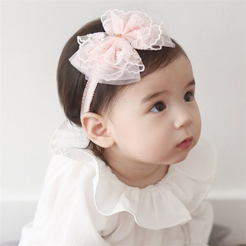 Baby Girls Fashion Net Yarn Hairband  Infant Children  Photography props Lovely Bow Hairwear Newborn Hair AccessoriesBaby Girls Fashion Net Yarn Hairband  Infant Children  Photography props Lovely Bow Hairwear Newborn Hair Accessories