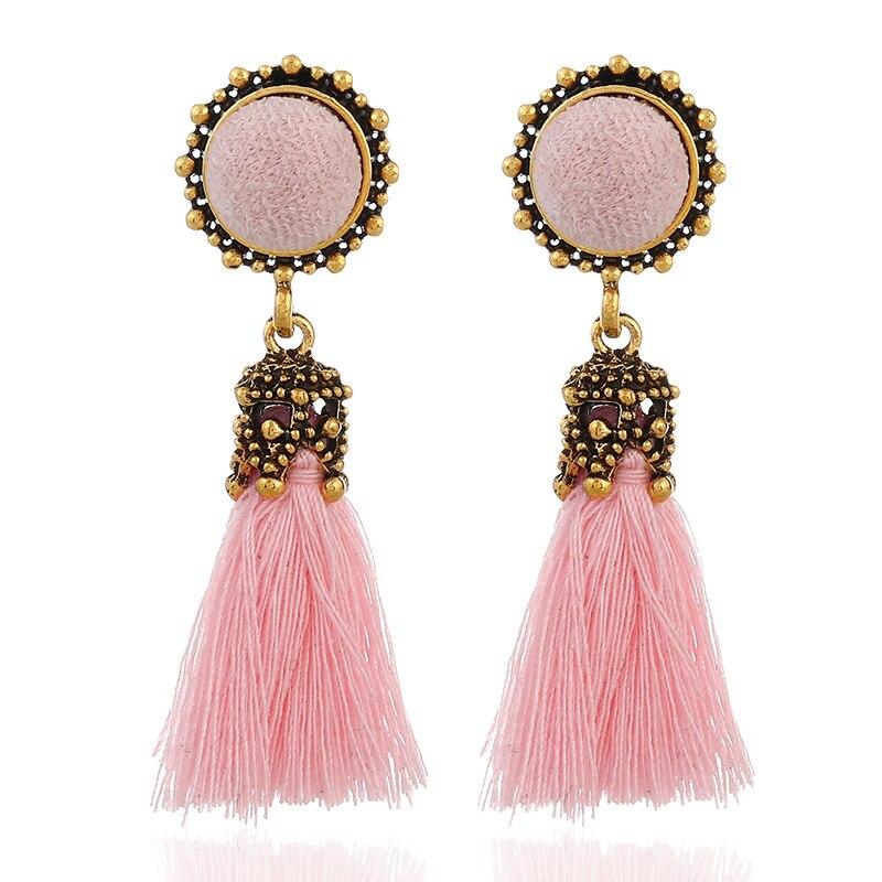 New Tassel Earrings A140-2