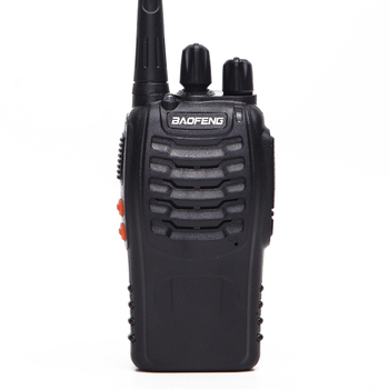 Baofeng bf-888s walkie talkie bf 888s 5w two-way radio portable cb radio uhf 400-470mhz 16ch professional handy radio