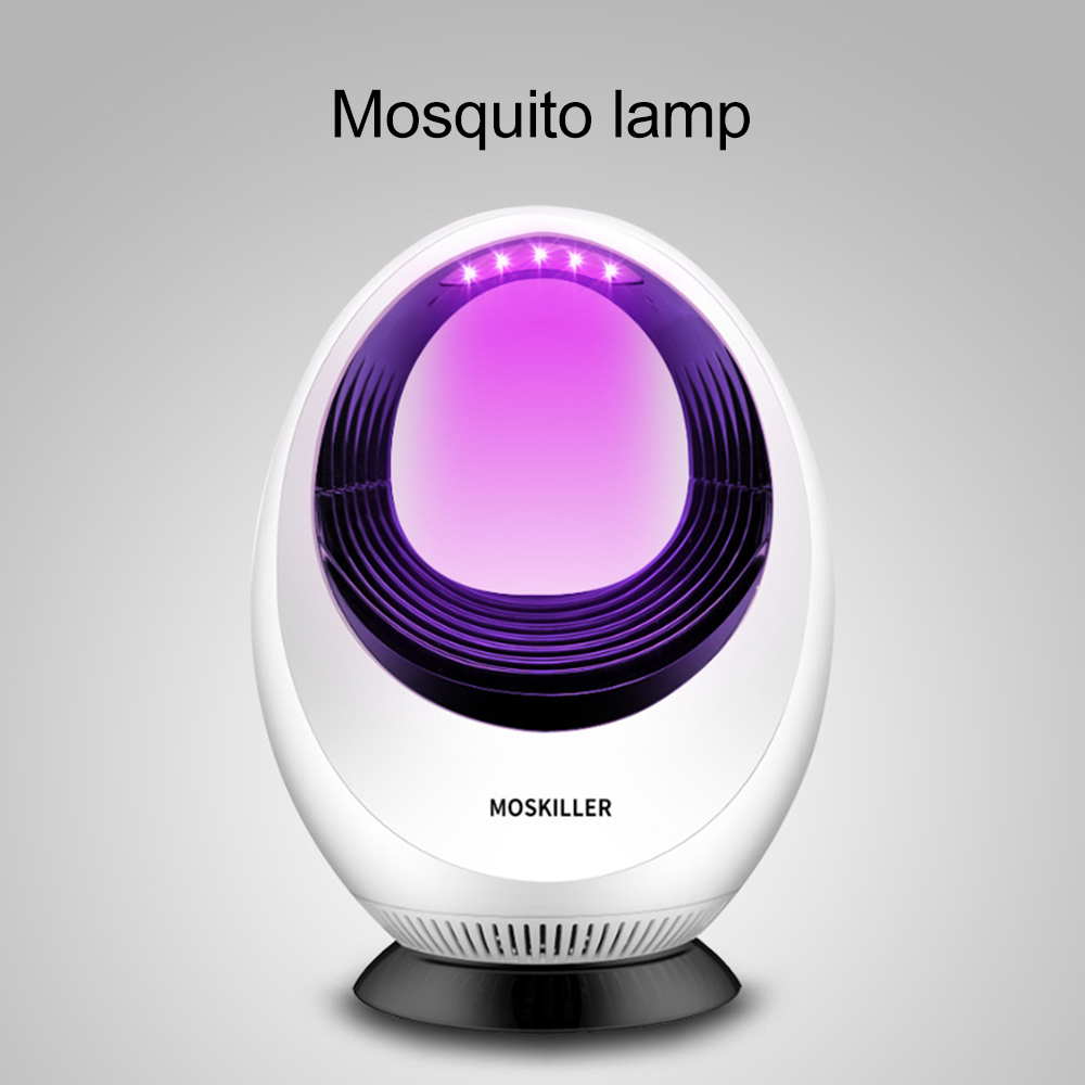 USB Photocatalyst Electronics Mosquito Killer Lamp Home Fly Repellent LED Bug Zapper Repellent Lamp Pest Trap Control Drop Ship(China)