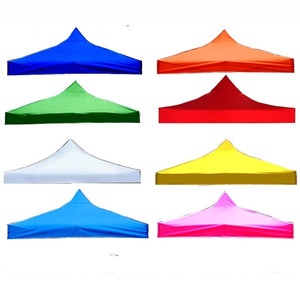 Тенты на крышу, водонепроницаемые садовые палатки, тенты для улицы, вечерние палатки, большой навес, складные, синие
