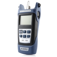 New Arrival Network Tester High Precision Network Power Meter Tester Multi fiber Optical Power Meter With LCD Display