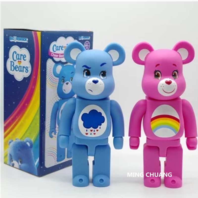 11 Inches Be@rbrick 400% Bearbrick Colours Gloomy BB PVC Art Craft Action Figure Collectible Model Toy D21911 Inches Be@rbrick 400% Bearbrick Colours Gloomy BB PVC Art Craft Action Figure Collectible Model Toy D219