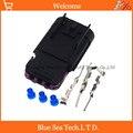 3 Pin Stecker 1 5 Automobil ölpumpe steckverbinder  Auto wasserdichte elektrische verbinder für delphi BMW  VW ect