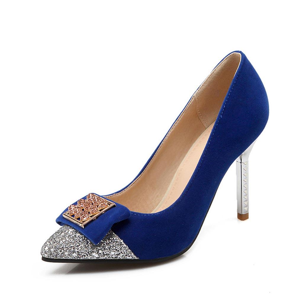 ФОТО New Fashion Sexy Women Silver Wedding Shoes High Heels Shoes Luxury Rhinestone Gem Thin Heel Single Shoes Sexy Women Shoes