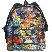b90aecc89a9d Pokemon Backpack Pikachu Galaxy Unicorn Multicolor Casual Fashion Boys Girls  Teenagers School Book Bags Women Men