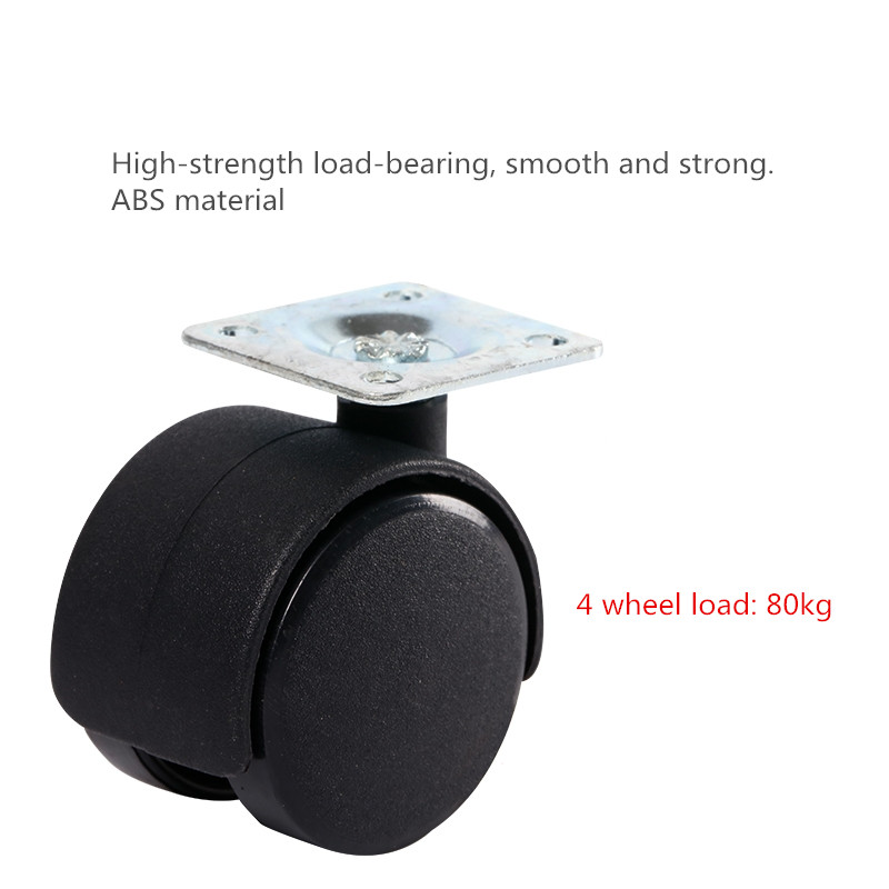 Tablet Wheeled Round Of Bedside Table Wheel Pulley Wheel